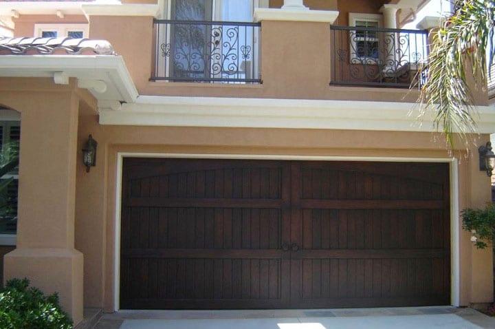 ... Jackson Custom Wood Garage Door & Garage Doors | Jackson Overhead Door