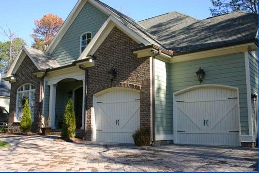 ... Jackson Custom Wood Garage Door ... & Garage Doors | Jackson Overhead Door Pezcame.Com