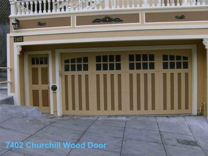 Residential Gallery Jackson Overhead Door